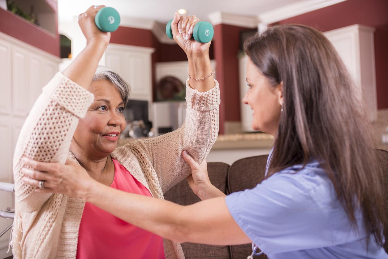 Fisioterapeuta Home Care